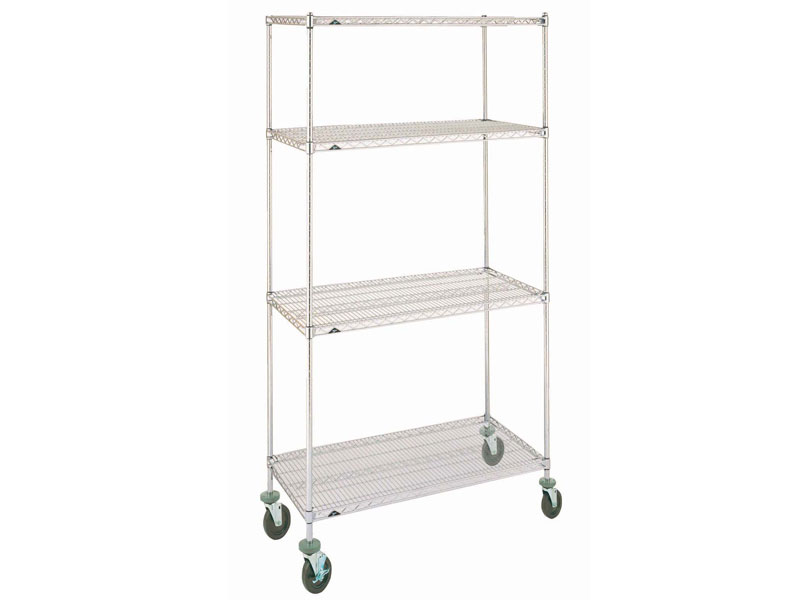 Wire Partitions - Wire Shelving Products - Herbert and Associates